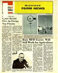 Michigan Farm News : Number 12, 1976 by Michigan State University