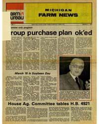 Michigan Farm News : Number 3, 1976 by Michigan State University