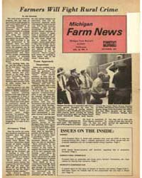 Michigan Farm News : Volume 56, Number 1... by Michigan State University