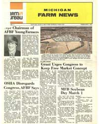 Michigan Farm News : Number 2, 1977 by Michigan State University