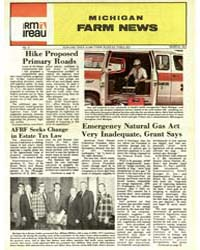 Michigan Farm News : Number 3, 1977 by Michigan State University