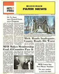Michigan Farm News : Number 5, 1977 by Michigan State University