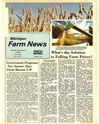 Michigan Farm News : Volume 56, Number 8 by Michigan State University