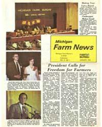 Michigan Farm News : Volume 57, Number 1 by Michigan State University