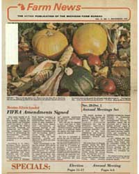Farm News : the Action Publication of th... by Michigan State University