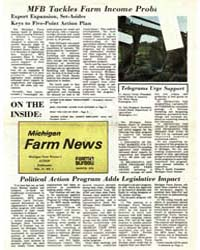Michigan Farm News : Volume 57, Number 3 by Michigan State University