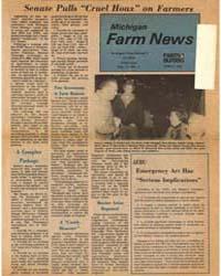 Michigan Farm News : Volume 57, Number 4 by Michigan State University