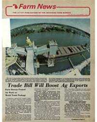 Farm News Trade Bill will Boost Ag Expor... by Michigan State University