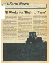Farm News : Volume 59, Number 7, Documen... by Michigan State University