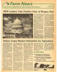 Farm News : Volume 60, Number 4, Documen... by Michigan State University