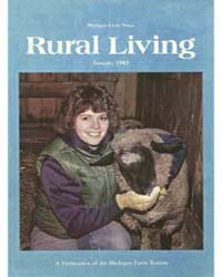 Rural Living : Volume 61, Number 1, 1982... by Michigan State University
