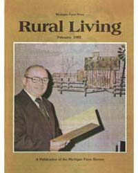 Rural Living : Volume 61, Number 2, 1982... by Michigan State University