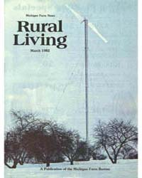Rural Living : Volume 61, Number 3, 1982... by Michigan State University