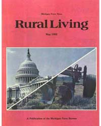 Rural Living : Volume 61, Number 5, 1982... by Michigan State University