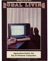 Rural Living : Volume 62, Number 7, 1983... by Michigan State University