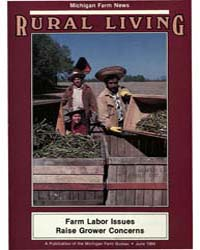 Rural Living : Volume 63, Number 6, 1984... by Michigan State University
