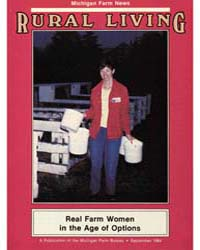 Rural Living : Volume 63, Number 9, 1984... by Michigan State University