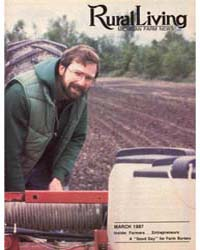 Rural Living : Volume 64, Number 3, 1987... by Michigan State University