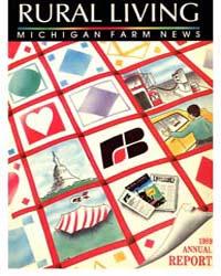 Rural Living Michigan Farm News : Volume... by Michigan State University