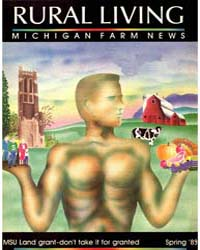 Rural Living Michigan Farm News : Volume... by Jack Laurie