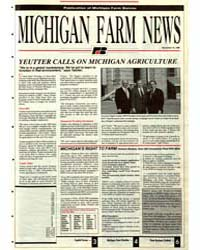 Michigan Farm News, Document 1990-11 by Jack Laurie