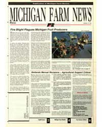 Michigan Farm News, Document 1991-1015 by Jack Laurie