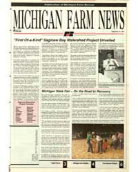 Michigan Farm News, Document 1991-916 by Jack Laurie