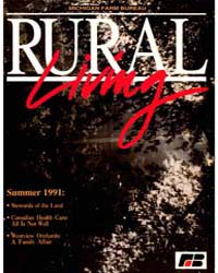 Rural Living, Document 1991-summer by Jack Laurie
