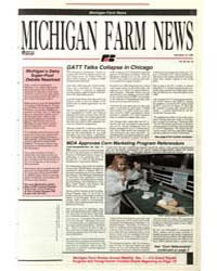 Michigan Farm News : Number 19, Document... by Jack Laurie