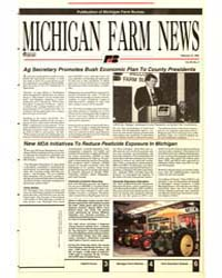 Michigan Farm News : Number 3, Document ... by Jack Laurie