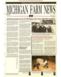 Michigan Farm News : Number 4, 1992-228 by Michigan State University