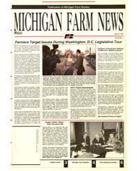 Michigan Farm News : Number 7, 1992-415 by Michigan State University