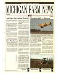 Michigan Farm News : Number 9, Document ... by Jack Laurie