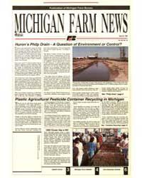 Michigan Farm News : Number 10, 1992-530 by Michigan State University