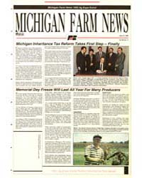 Michigan Farm News : Number 11, Document... by Jack Laurie