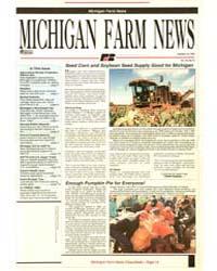 Michigan Farm News : Number 15, 1993-101... by Michigan State University