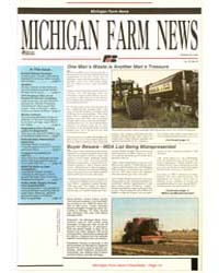 Michigan Farm News : Volume 70, Number 1... by Michigan State University