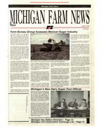 Michigan Farm News : Number 1, Document ... by Jack Laurie
