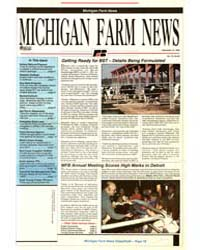 Michigan Farm News : December 15, 1993 by Michigan State University