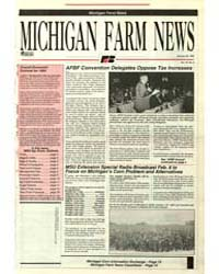 Michigan Farm News : Number 2, Document ... by Jack Laurie