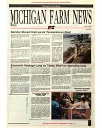 Michigan Farm News : Number 5, 1993-315 by Michigan State University
