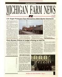 Michigan Farm News : Number 12, Document... by Jack Laurie