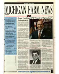 Michigan Farm News : Volume 71, Document... by Jack Laurie