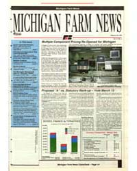 Michigan Farm News : Volume 71, Number 4... by Michigan State University