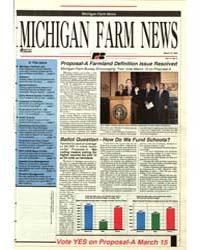 Michigan Farm News : Volume 71, Number 5... by Michigan State University