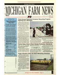 Michigan Farm News : Volume 71, Number 8... by Michigan State University