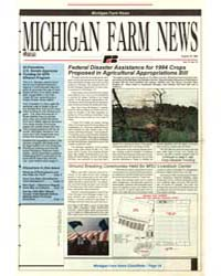 Michigan Farm News : Volume 71, Number 1... by Michigan State University