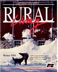 Michigan Farm Bureau News, Rural Living ... by Jack Laurie