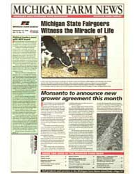 Michigan Farm News : Michigan State Fair... by Michigan State University