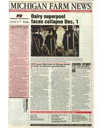 Michigan Farm News : Dairy Superpool Fac... by Michigan State University